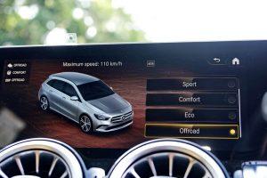 Mercedes-Benz GLB 250 4MATIC 最強進攻組合